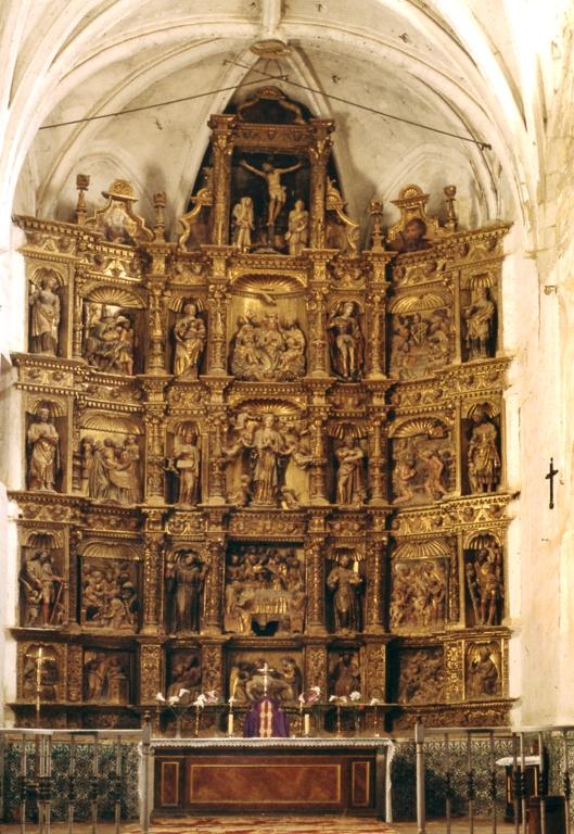 Torremormojón - Iglesia 9