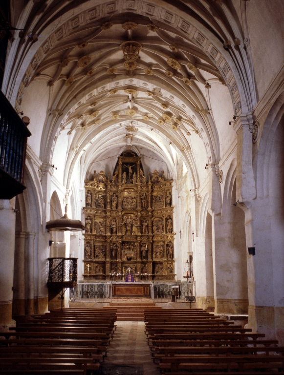 Torremormojón - Iglesia 13